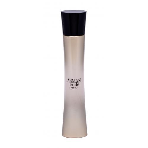 Giorgio Armani Code Absolu 75 ml parfumovaná voda pre ženy