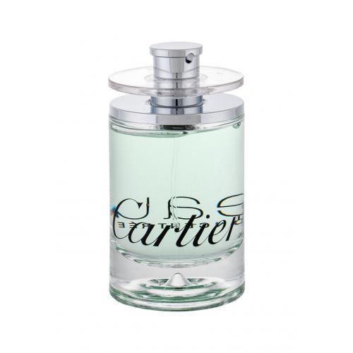 Cartier Eau De Cartier Concentree 100 ml toaletná voda tester unisex