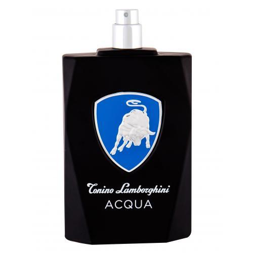 Lamborghini Acqua 125 ml toaletná voda tester pre mužov