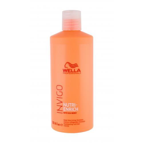 Wella Professionals Invigo Nutri-Enrich 500 ml hydratačný šampón na vlasy pre ženy