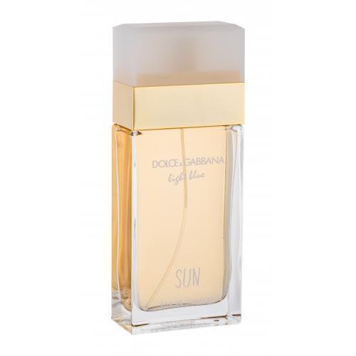 Dolce&Gabbana Light Blue Sun 50 ml toaletná voda pre ženy