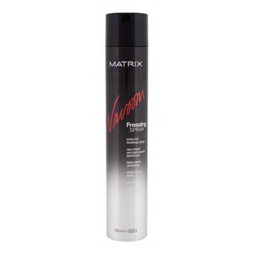Matrix Vavoom Freezing Spray 500 ml extra silný lak na vlasy pre ženy