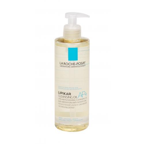 La Roche-Posay Lipikar Cleansing Oil AP+ 400 ml zvláčňujúci umývací olej pre celú rodinu unisex