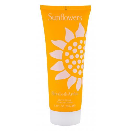 Elizabeth Arden Sunflowers 200 ml parfumovaný sprchovací krém pre ženy