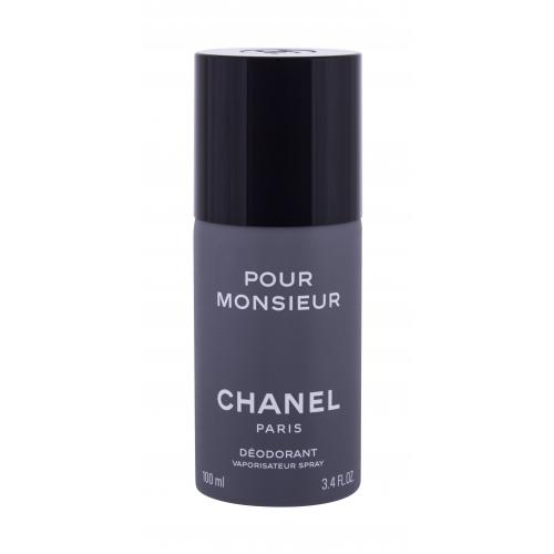 Chanel Pour Monsieur 100 ml dezodorant deospray pre mužov