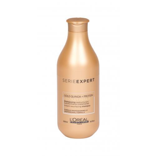 L´Oréal Professionnel Série Expert Absolut Repair Gold Quinoa + Protein 300 ml šampón pre veľmi poškodené vlasy pre ženy