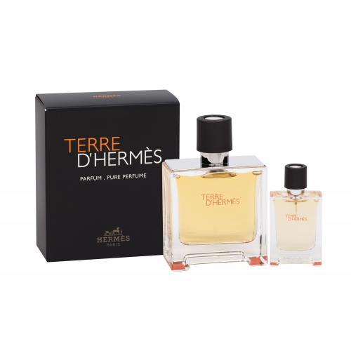 Hermes Terre D´Hermès pre mužov parfum 75 ml + parfum 12,5 ml