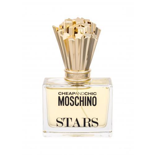 Moschino Cheap And Chic Stars 50 ml poškodená krabička pre ženy