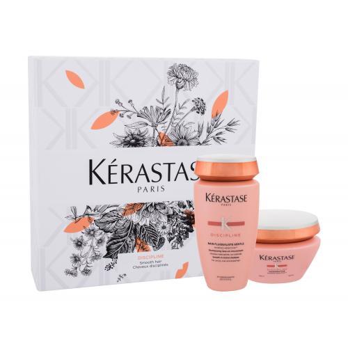 Kérastase Discipline Bain Fluidealiste duo set pre nepoddajné vlasy pre ženy šampón 250 ml + maska na vlasy 200 ml