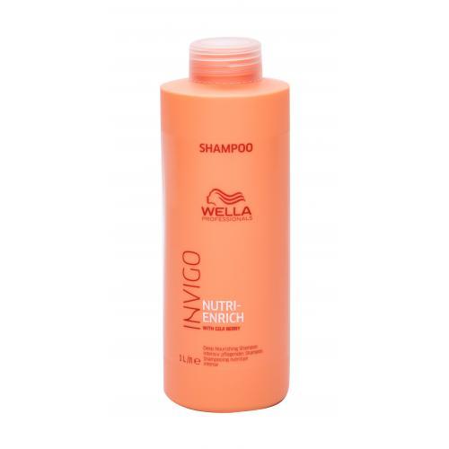 Wella Professionals Invigo Nutri-Enrich 1000 ml hydratačný šampón na vlasy pre ženy