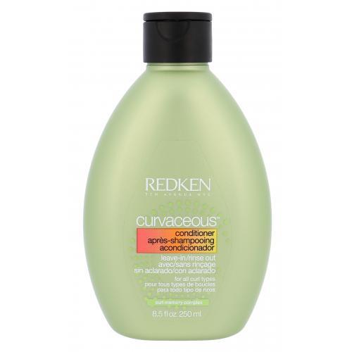 Redken Curvaceous 250 ml kondicionér pre vlnité a kučeravé vlasy pre ženy
