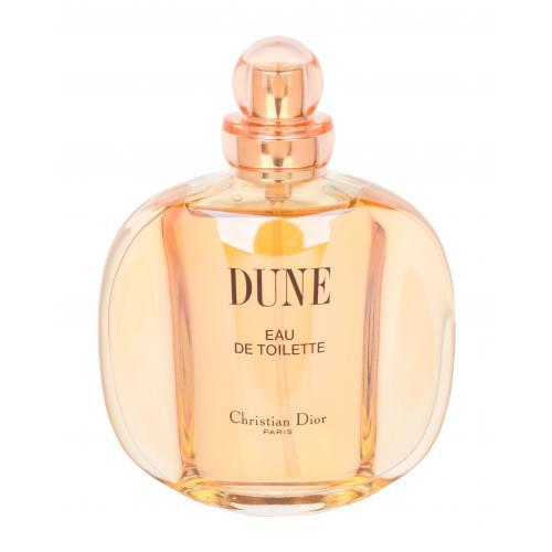 Christian Dior Dune 100 ml toaletná voda poškodená krabička pre ženy