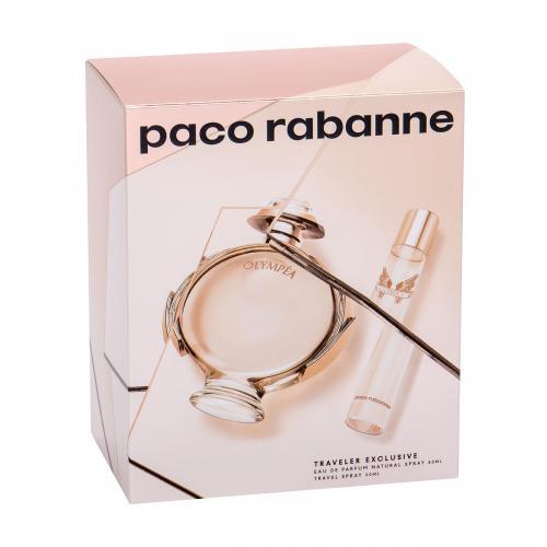 Paco Rabanne Olympéa darčeková kazeta pre ženy parfumovaná voda 80 ml + parfumovaná voda 20 ml
