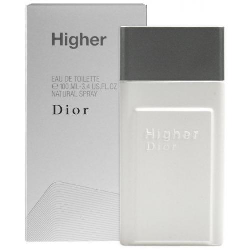 Christian Dior Higher 100 ml toaletná voda poškodená krabička pre mužov