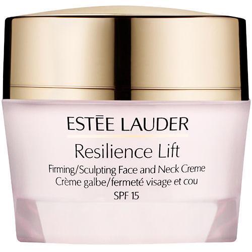 Estée Lauder Resilience Lift SPF15 50 ml krém na krk a dekolt tester pre ženy