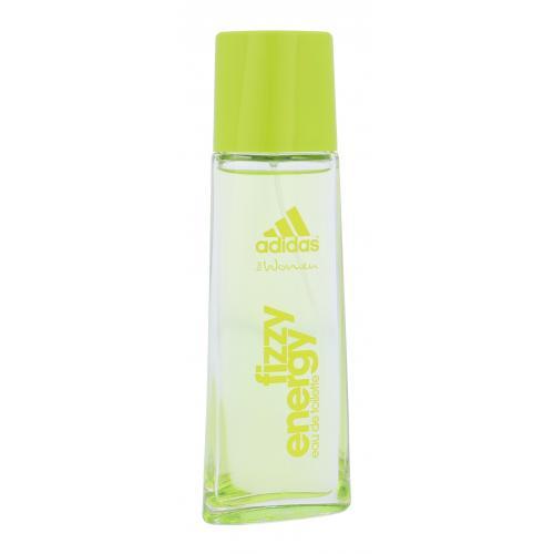 Adidas Fizzy Energy For Women 50 ml toaletná voda pre ženy
