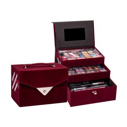 Makeup Trading Beauty Case Velvety pre ženy Complete Makeup Palette