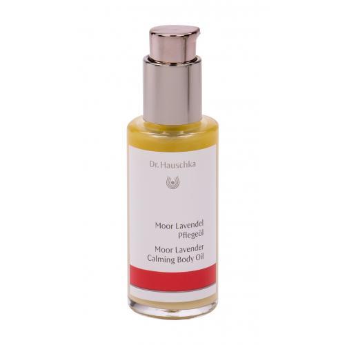 Dr. Hauschka Moor Lavender Calming 75 ml upokojujúci a ochranný telový olej pre ženy