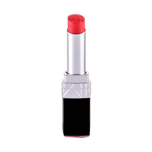 Christian Dior Rouge Dior Baume 3,2 g vyživujúci rúž tester pre ženy 468 Spring