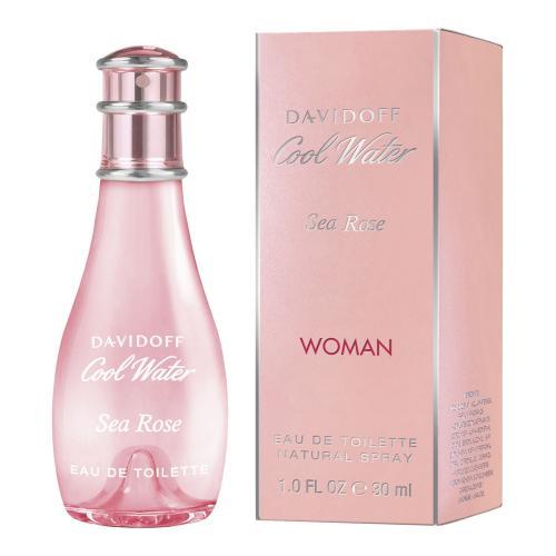 Davidoff Cool Water Sea Rose Woman 30 ml toaletná voda pre ženy