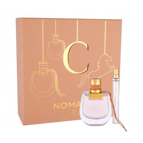 Chloé Nomade darčeková kazeta pre ženy parfumovaná voda 50 ml + parfumovaná voda 10 ml