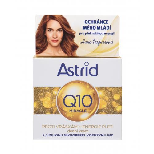Astrid Q10 Miracle 50 ml krém proti vráskam pre ženy