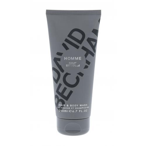 David Beckham Homme 200 ml sprchovací gél pre mužov