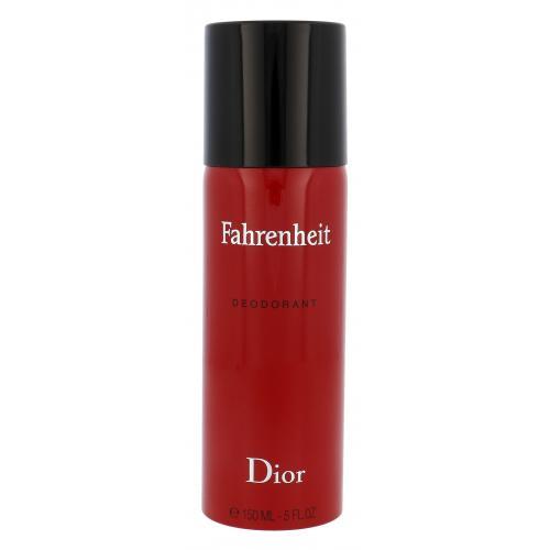 Christian Dior Fahrenheit 150 ml poškodený flakón pre mužov
