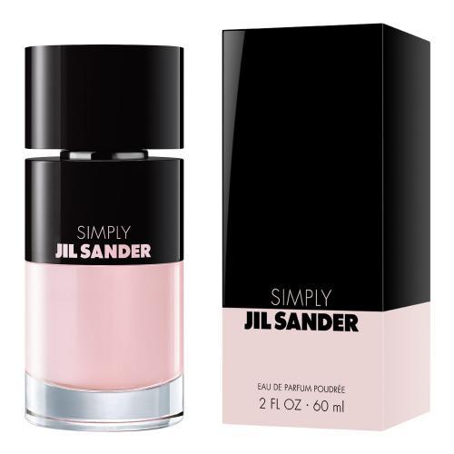 Jil Sander Simply Jil Sander Poudree 60 ml parfumovaná voda pre ženy