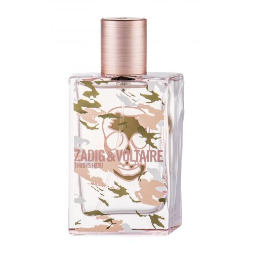 Zadig & Voltaire This is Her! No Rules 50 ml pre ženy