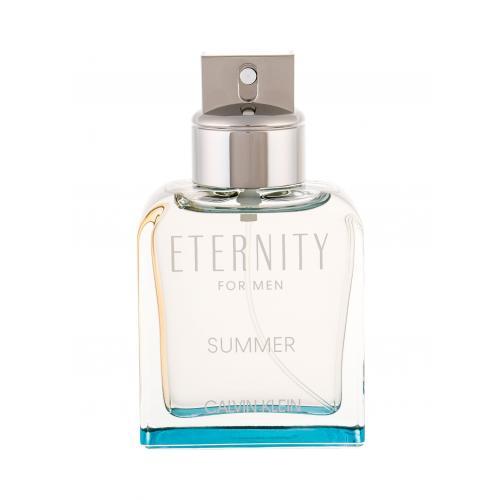 Calvin Klein Eternity Summer 2019 For Men 100 ml poškodená krabička pre mužov