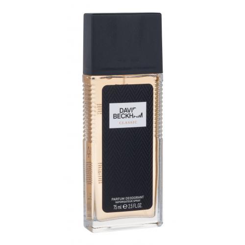 David Beckham Classic 75 ml dezodorant deospray pre mužov