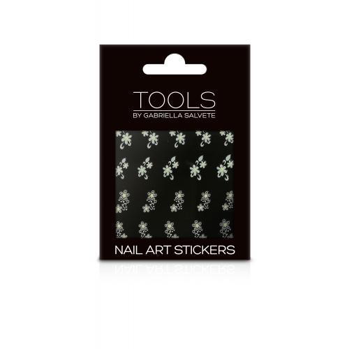 Gabriella Salvete TOOLS Nail Art Stickers 1 ks 3d nálepky na nechty pre ženy 06