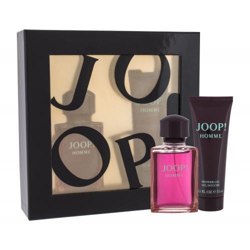 JOOP! Homme darčeková kazeta pre mužov toaletná voda 75 ml + sprchovací gél 75 ml