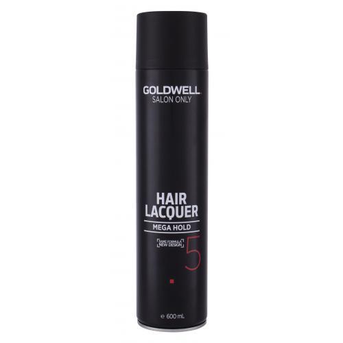 Goldwell Salon Only Super Firm Mega Hold 600 ml lak na vlasy s extra silnou fixáciou pre ženy