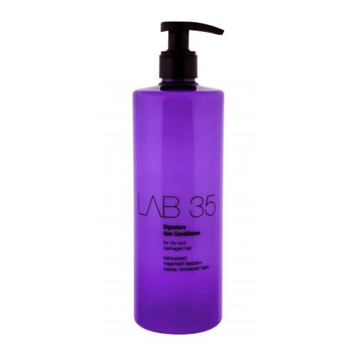 Kallos Cosmetics Lab 35 Signature 500 ml kondicionér pre suché a poškodené vlasy pre ženy