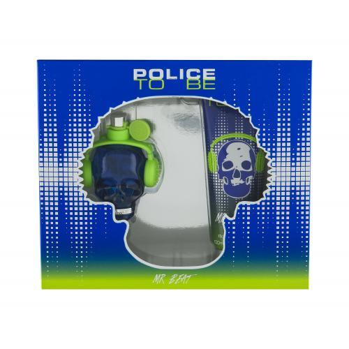 Police To Be Mr Beat pre mužov toaletná voda 40 ml + sprchovací gél 100 ml
