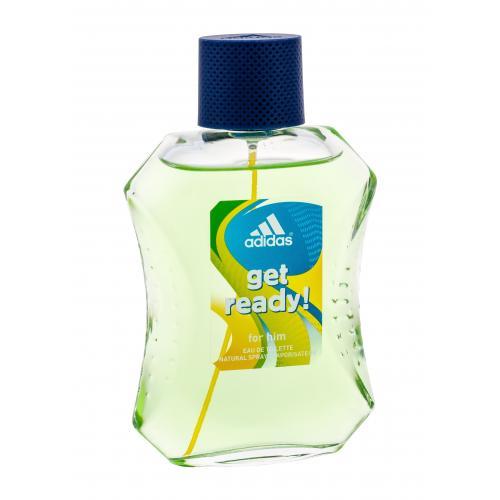 Adidas Get Ready! For Him 100 ml toaletná voda pre mužov