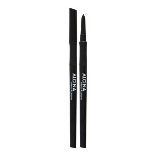 ALCINA Intense Kajal Liner 1 g ceruzka na oči pre intenzívne líčenie pre ženy 010 Black
