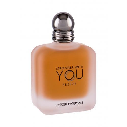 Giorgio Armani Emporio Armani Stronger With You Freeze 100 ml toaletná voda pre mužov