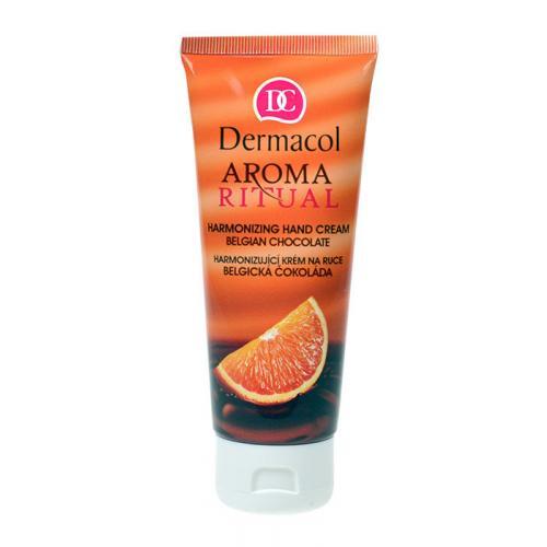 Dermacol Aroma Ritual Belgian Chocolate 100 ml hydratačný krém na ruky pre ženy