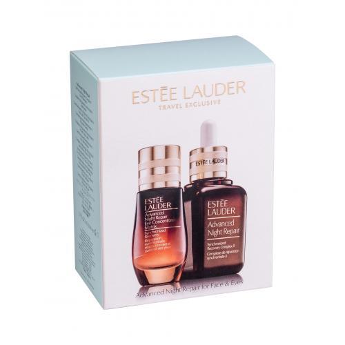 Estée Lauder Advanced Night Repair Synchro Recovery poškodená krabička pre ženy pleťové sérum 50 ml + starostlivosť o očné okolie Advanced Night Repair Eye Concentrate Matrix 15 ml