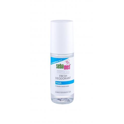 SebaMed Sensitive Skin Fresh Deodorant 50 ml dezodorant roll-on pre ženy
