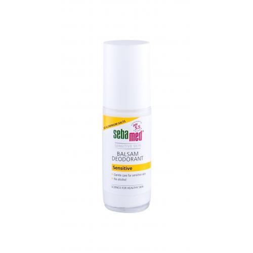 SebaMed Sensitive Skin Balsam Sensitive 50 ml dezodorant roll-on pre ženy