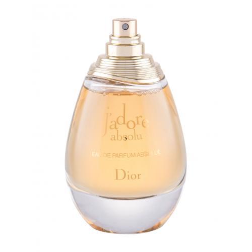 Christian Dior J´adore Absolu 75 ml parfumovaná voda tester pre ženy