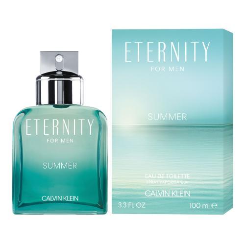 Calvin Klein Eternity Summer 2020 100 ml toaletná voda pre mužov