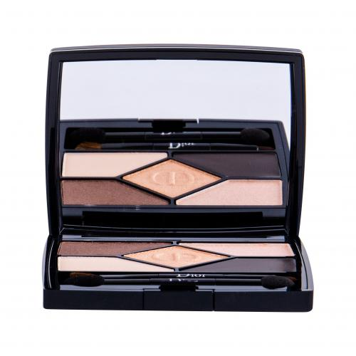 Christian Dior 5 Couleurs Designer 5,7 g paletka očných tieňov pre ženy 708 Amber Design