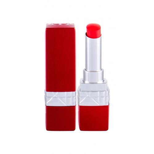Christian Dior Rouge Dior Ultra Rouge 3,2 g pre ženy 555 Ultra Kiss