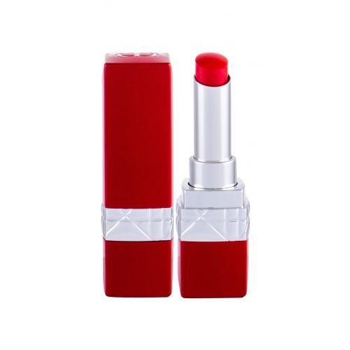 Christian Dior Rouge Dior Ultra Rouge 3,2 g dlhotrvajúci hydratačný rúž pre ženy 999 Ultra Dior