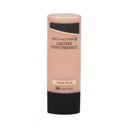 Max Factor Lasting Performance 35 ml jemný tekutý make-up pre ženy 108 Honey Beige